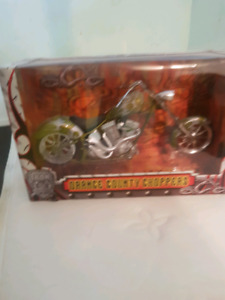 Orange County Choppers Motorcycle Diecast model