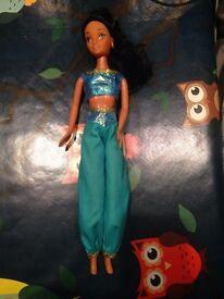 Disney Aladdin Princess Jasmine Doll