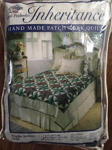 Hand made king quilt set Oakville / Halton Region Toronto (GTA) image 1