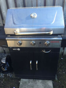 Centro Stainless Steel Propane BBQ