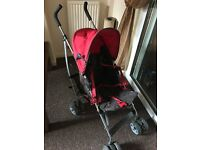 Mamas and papas push chair stroller pram