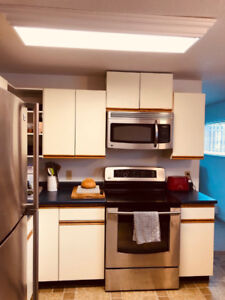 BRIGHT Riverdale one-bedroom for rent