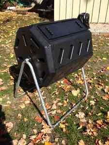YIMBY TUMBLING COMPOSTER - FULLY ASSEMBLED