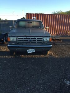 1987 Ford F-150 4x4