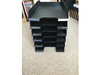 A4 filing trays