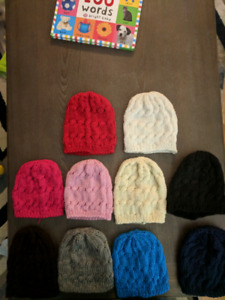 Knitted Color Warm Winter Toque