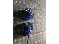Faithful Floor clamps