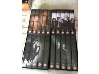 X Files Complete Box Set Of VHS Tapes