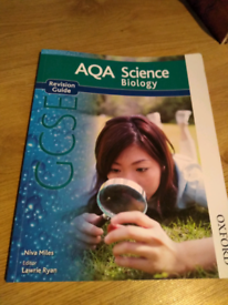 AQA GCSE Science Biology Revision Guide