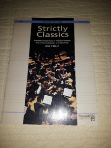 Music Books - Three  Strictly Strings Classic for Violin & Piano