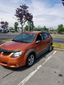 Pontiac vibe(matrix)