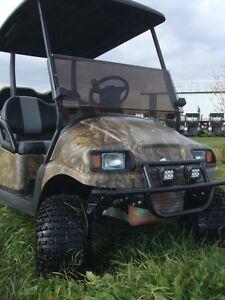 Off road vehicle, sidebyside, custom golf cart, used golf car