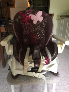 Baby Mobile, fun mat and high chair