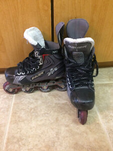 Bauer Junior Inline Rollerblades / Skates (High End) - Size 3