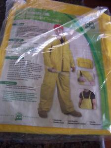 401 Tornado Industrial Safety Rain Suits (men & women)