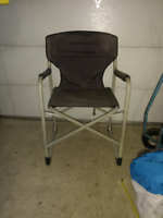 Sturdy cookout chair