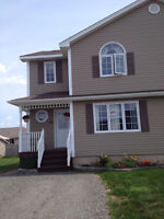 NEWLY REDUCED - Priced below assessment semi in Moncton North