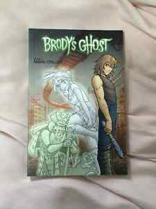 Brody's Ghost Book 1 by Mark Crilley