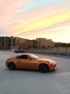 2003 Nissan 350Z Track Edition Coupe (2 door)