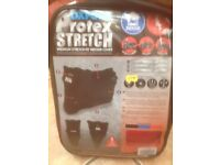 Oxford protect stretch indoor cover