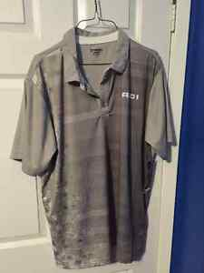 AND1 Golf Dry-Weave Shirt