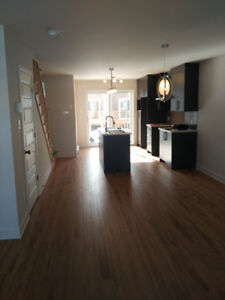 New townhouse for rent  in vaudreuil dorion