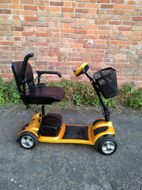 Kymco k-lite Gold mobility scooter