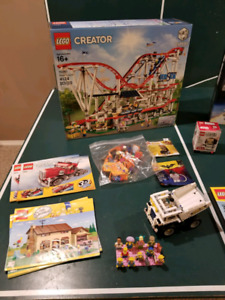 New and used LEGO