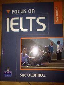 IELTS book