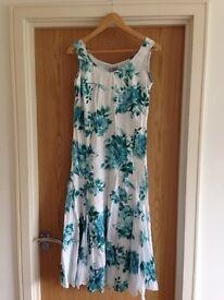 Per Una summer dress- Size 14L