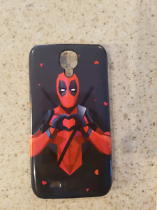 Merc with a month  samsung s4 case