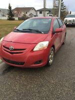 REDUCED IN PRICE $1000 only for a 2007 Yaris Toyota