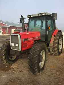 MF 6180 tractor-MUST GO, Bought newer tractor