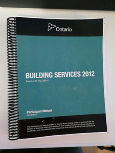 Course book for BUILDING SERVICES 2012 2nd ed
