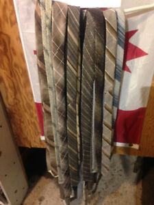 Vintage Designer Ties for Fathers Day over 20 ties $50 each