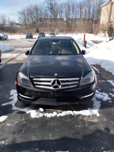 2011 Mercedes Benz C300 4Matic AMG Package