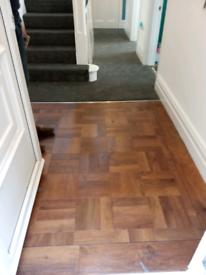 Carpet and vinyl fitter