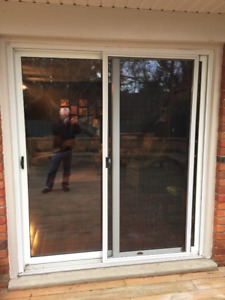 2 Sets of Repla Patio Doors Available: Sold Separately