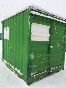 Used 10' Storage Container