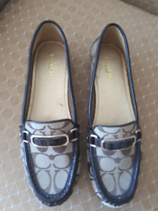 Coach and Cole Haan Loafers
