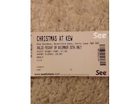 Christmas at Kew tickets available - sold out event