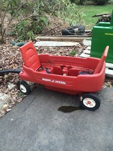 Radio Flyer children's Wagon