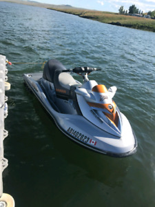 2008 seadoo RXT 255 HP supercharger