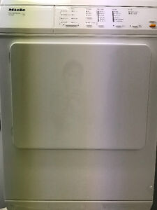 Miele Touchtronic Washer and Dryer