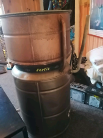 Fortic Copper Hot Water Tank