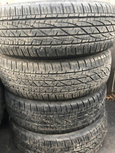 Firestone 235 65 18 **LOTS OF TREAD**