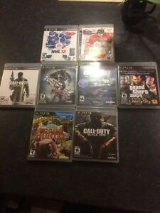 PS3 games Kawartha Lakes Peterborough Area image 1