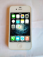 iPhone 4S, 16 GB, White, Locked to Rogers