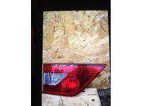 BMW X3 E84 N/S REAR TAILGATE LIGHT CLUSTER 2004-2012