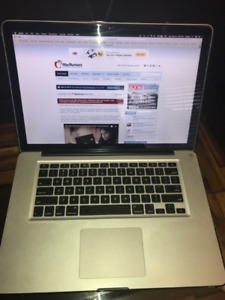 """Upgraded MacBook Pro 15"""" - Mid 2012 EXCELLENT CONDITION"""